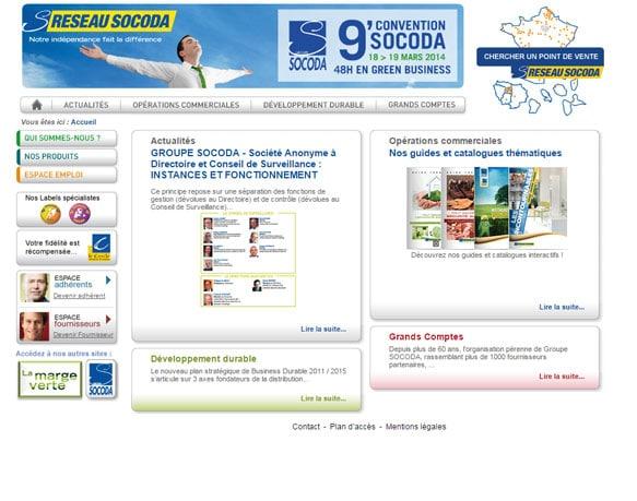 site-reseau-socoda